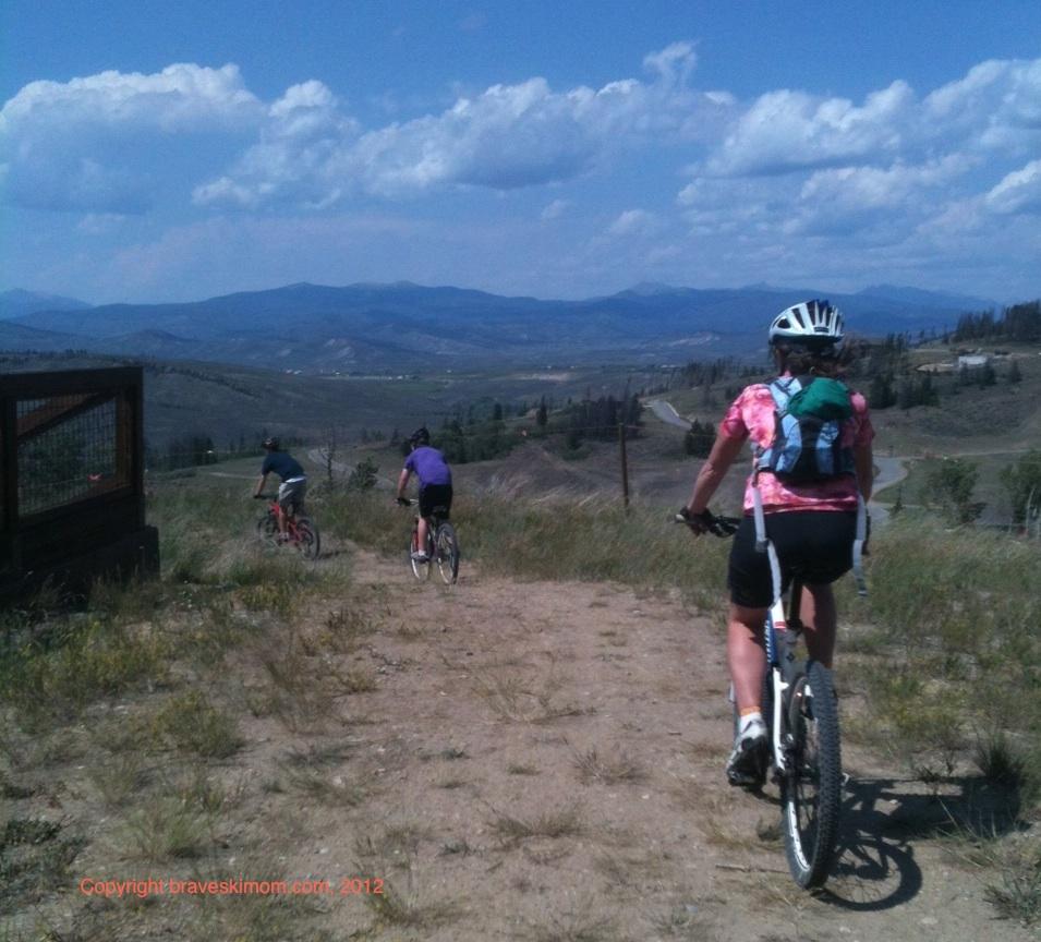 downbill mountain biking granby ranch