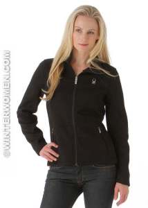 Spyder Endure Full Zip Sweater black winterwomen.com