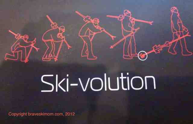 ski volution portaski