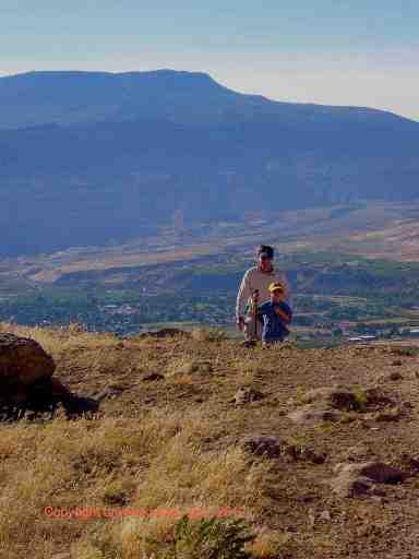 mount garfield hike colorado