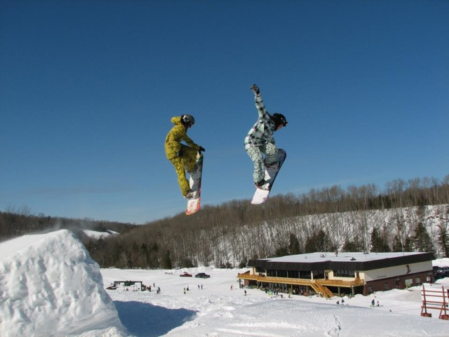 terrain park blackjack ski resort
