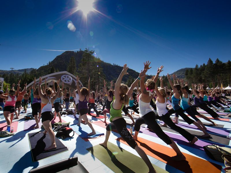 squaw valley wanderlust yoga
