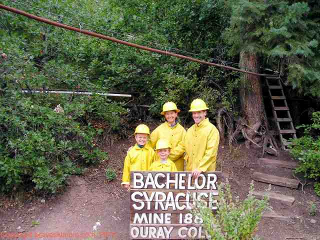 mine tour ouray colorado