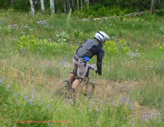 Bike Snowmass downhill biking