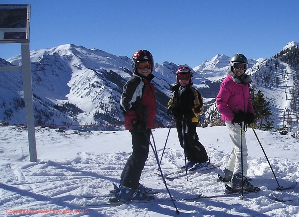 Five Reasons Why Your Kids Should Ski Free