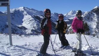 kids at snowmass