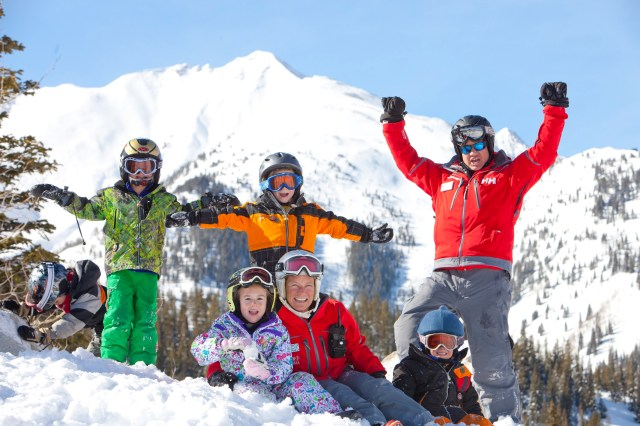 Learn to ski aspen/snowmass