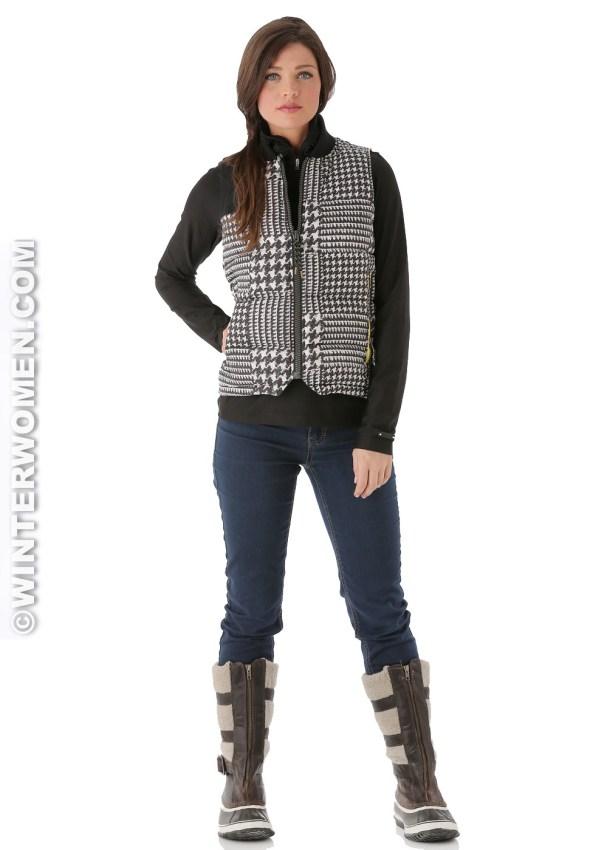 burton lamb insulator vest