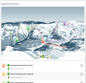 Let Epic Mix Be Your Mountain Ski Guide, Plus Keep Your Phone Alive in the Cold
