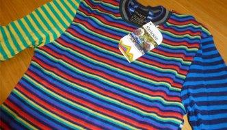 stripes baselayers for kids