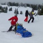 ski accident lake louise