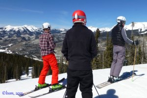 Skiing Purgatory With Teens (Or Toddlers)