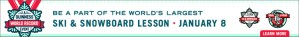 On January 8, Help Set a Record for the World's Largest Ski Lesson