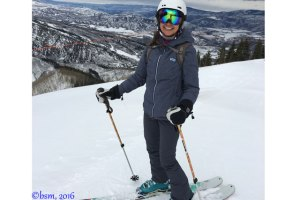 Ski Fashion: The Stio Shot 7 Down Jacket
