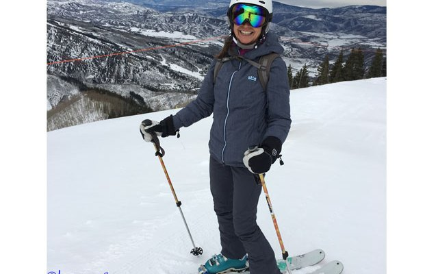 Ski Fashion: The Stio Shot 7 Down Jacket