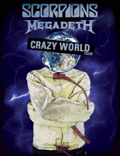 MEGADETH - À Tout le Monde Ale Wins Gold Medal - Bravewords.com