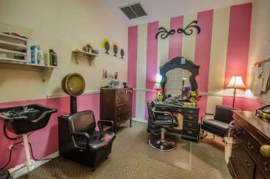 Beauity Salon at Assisted Living Facility