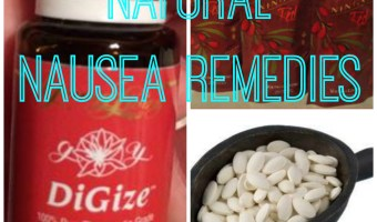 Natural Nausea Relief