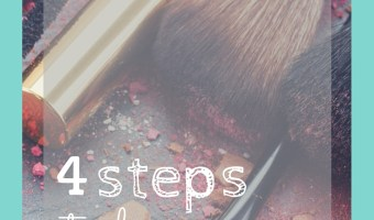 4 Steps to Clean Up Your Beauty Routine