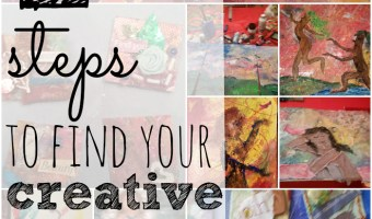 7 Simple Steps To Find Your Creative Side