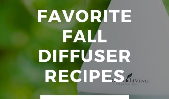 My Favorite Fall Diffuser Recipes