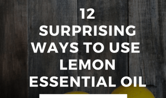 How to Use Lemon Oil