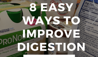 8 Simple Ways to Improve Digestion