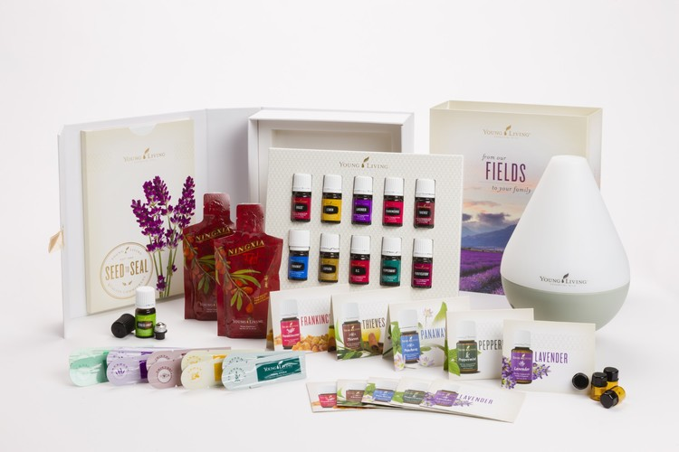 Young Living New Premium Starter Kit!!