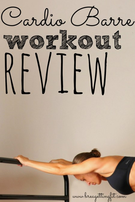 cardio barre workout review