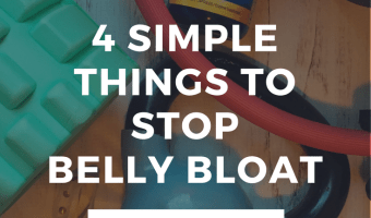 How to Stop Bloating Naturally