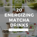matcha drink recipes