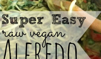 Raw Vegan Alfredo Recipe