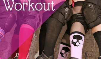 Full Body Roller Derby Workout