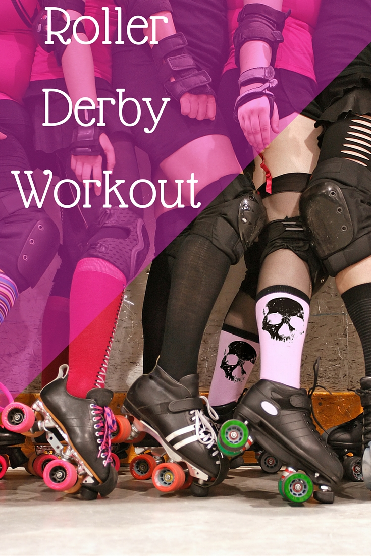 roller derby workout