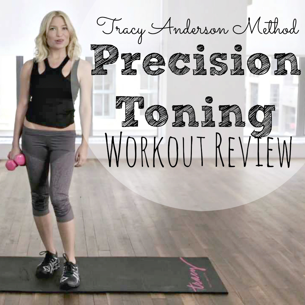 tam precision toning workout review