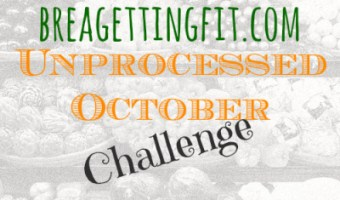 Unprocessed October Challenge
