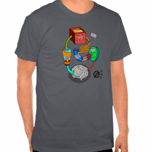 Free Will Mechanism TSHIRT