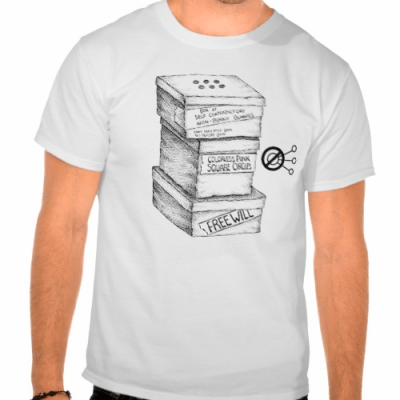 Boxes of Contradictions T-Shirt