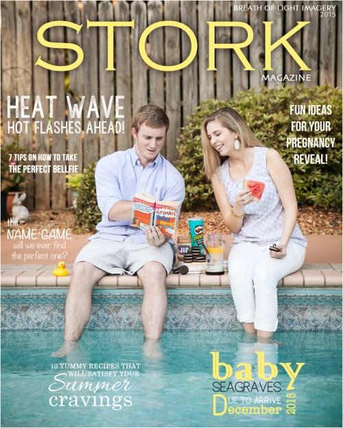 Medium Of Pregnancy Announcement Ideas