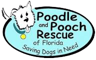 Poodle and Pooch Rescue logo
