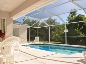 The Pool at Breezy Oak Villa