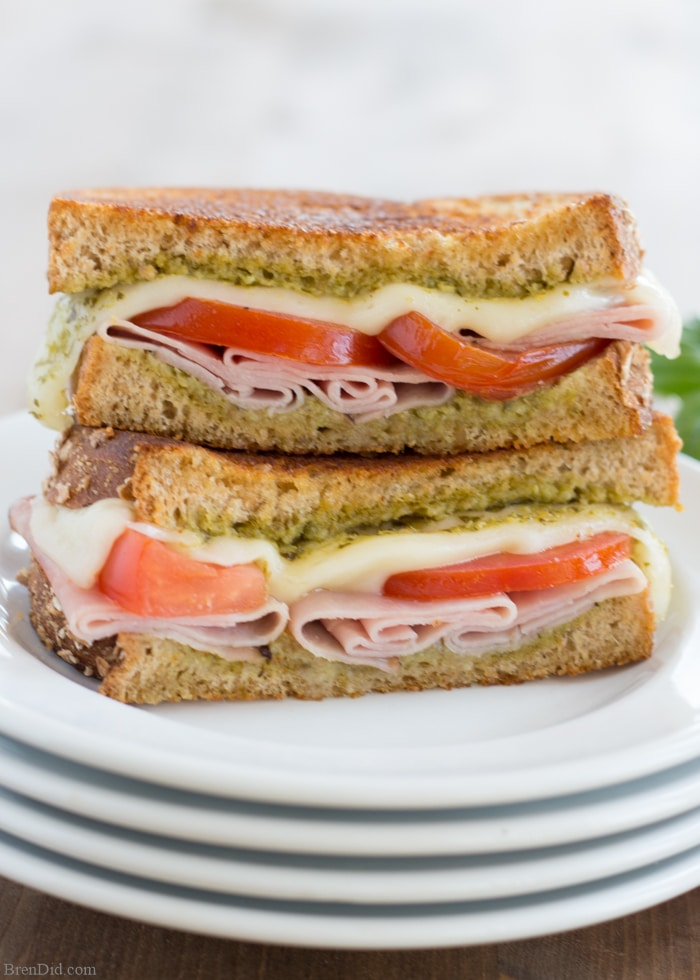 An amazing sandwich recipe is the best quick dinner solution. This ...