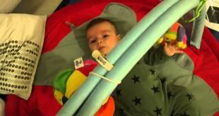 תינוק ג'רזינאי 2- אני פשוט ישנו