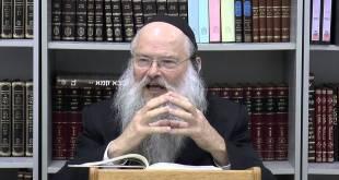 """הרב טייכנר- תורה כ""""א אות ו'. חלק ב'"""