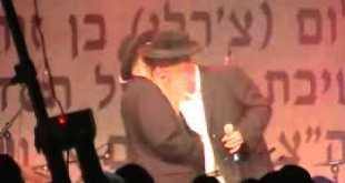 הרב שלום ארוש עם ישראל דגן – קטע נדיר!