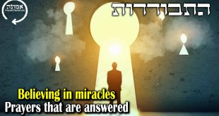 Believing in miracles | Prayers that are answered