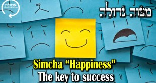 Happiness | The Key to success
