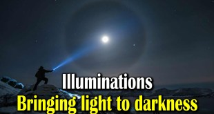 Illuminations | Bringing light into darkness