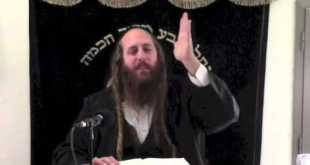 Li'kutay Moharan 33 Canceling ourselves and binding to the Tzadikim 2-6-2014