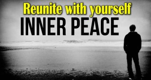 Reunite with yourself | Inner peace